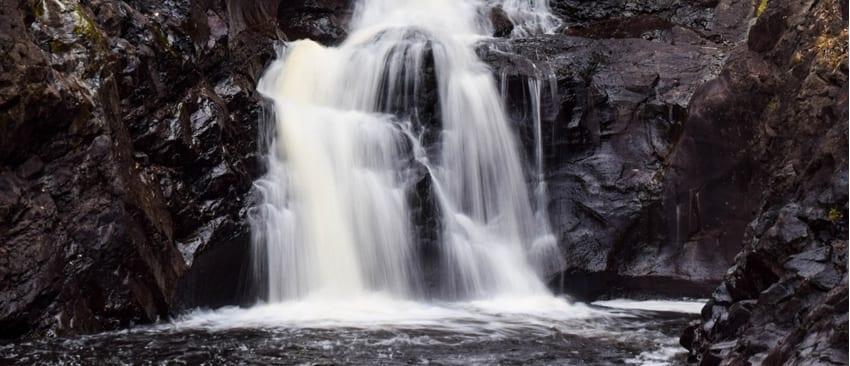 Cross River Falls