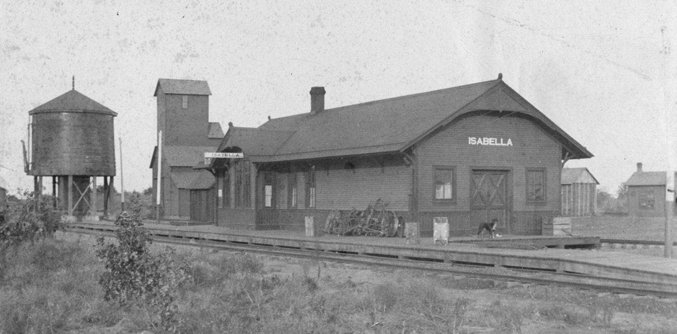 Isabella Rainroad Station